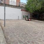 Catanzaro: demolito il manufatto abusivo in via Mancini