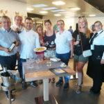 La Calabria in tavola con lo Chef Mancuso all'aeroporto di Lamezia