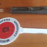 Armi: canna di fucile in casa, un arresto nel Reggino