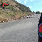 Rifiuti:Tangenziale Est Vibo trasformata in discarica,sequestrata