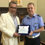 Catanzaro: consegnato riconoscimento Tenente Colonnello Basile