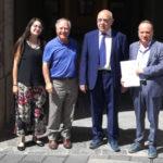 Pensioni: delegazione Cia consegna documento prefetto Catanzaro