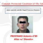 Giovane scomparso nel Vibonese, un fermo per omicidio