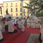Lamezia: ordinazione episcopale nuovo vescovo Giuseppe Schillaci
