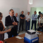 Arpacal: Pappaterra in visita al dipartimento di Cosenza