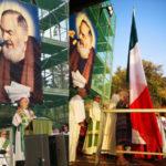 Alla Cittadella di Padre Pio di Drapia,  sventola tricolore italiano