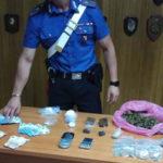 Droga: controlli nel Cosentino, 3 arresti e scoperto deposito dosi