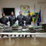 Droga: 270 kg di cocaina tra ananas e cotone, sequestro a Gioia Tauro