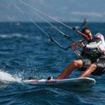 "Sport: Gizzeria torna capitale del ""Kite Surf"""