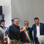 """'Ndrangheta: Salvini, """"La lotta ai clan non si ferma"""""""
