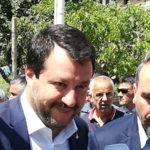 Lega: Salvini conclude tour in Calabria con incontro partito