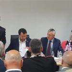 """Sicurezza: Salvini, """"A Ferragosto riunione comitato in Calabria"""""""