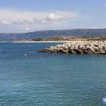 Mare: punto non conforme a Briatico per balneazione