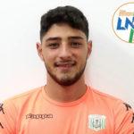 Calcio: la Vigor Lamezia tessera il portiere Francesco Marra