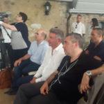 Governo: Oliverio, convinto sostegno a Mattarella