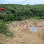 Lavori e gestione rifiuti irregolari nel Catanzarese, tre denunce