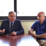 Arpacal: Pappaterra in visita al dipartimento di Vibo Valentia