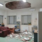 Sanità: crolla parte solaio postazione 118 nel Crotonese