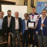 Catanzaro: campione mondo di taekwondo premiato in comune