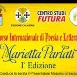 Gizzeria: Concorso alla memoria dell'insegnante Marietta Parlati