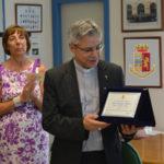 Lamezia: il Vescovo Schillaci ha visitato il Commissariato della Polizia