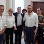 Lamezia: Mons. Giuseppe Schillaci ha ricevuto delegazione Mtl