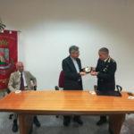 Lamezia: il nuovo Vescovo in visita al Comando di Polizia Locale