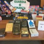 Contraffazione: Gdf sequestra oltre 100.000 articoli a Lamezia
