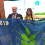 Ambiente: Trebisacce conquista la bandiera spighe verdi 2019