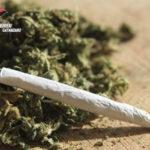 Droga: segnalati sette assuntori, due sono minorenni