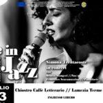 Lamezia: Simona Trentacoste in concerto al Chiostro Caffè Letterario