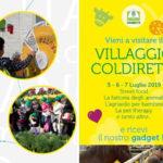 Coldiretti: produttori calabresi al Villaggio Contadino a Milano