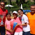 Under 12 femminile Viola Tennis & Sports al  2° posto nel Campionato Italiano Macro Area Sud