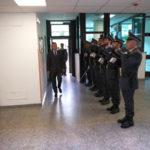 Vibo: nuovo Prefetto visita comando provinciale Guardia Finanza