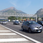 Esodo traffico molto intenso sulla rete stradale e autostradale Anas