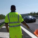 Per incidente, traffico bloccato con code sulla a2 in localita' Sant'Onofrio