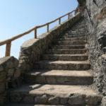 Frana sentiero Arcomagno, era stato inaugurato il 5 agosto