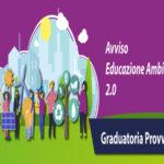 Regione: educazione ambientale,pubblicata graduatoria provvisoria