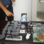 Soverato: sorpreso con droga 38enne arrestato dai Carabinieri