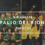 Ritorna a Bianchi, la quinta edizione del Palio dei rioni