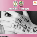 Stop al femminicidio, Domani un convegno a Borgia
