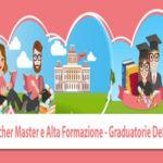 Regione: Bandi voucher Master e Alta Formazione
