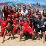 Catanzaro: il beach soccer continua ad imporsi a livello nazionale