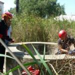 Cadavere di un uomo in fondo a un pozzo nel Crotonese