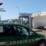 Ambiente: scarichi fognari nel fiume Trionto, 3 denunce