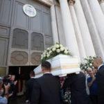 Celebrati a Brescia i funerali di Nadia Toffa