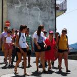 """Giovani piemontesi al """"borgo amico persone con demenze"""" di Cicala"""