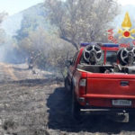 Incendi: appicca rogo a Catanzaro, beccato dai cittadini