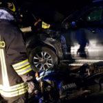 Indenti: scontro auto moto sulla 106 nel catanzarese, un ferito