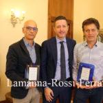 Catanzaro: Rossi accoglie Ferrara, nuovo presidente Confindustria